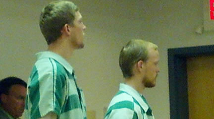 Two brothers face additional charges for abusing girl in N.C.