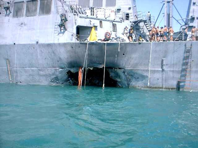 Alleged mastermind of USS Cole bombing could be first up in Gitmo trials