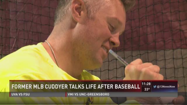 Michael Cuddyer, former MLB player