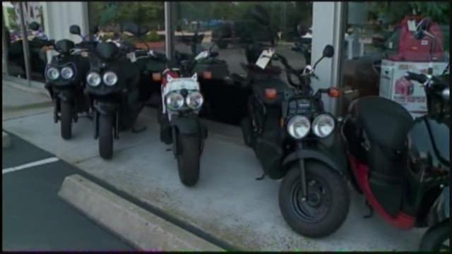 Tip leads investigators to motorcycle theft ring suspects
