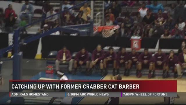 Cat Barber's story