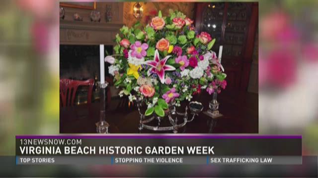 Home And Garden Tour In Virginia Beach