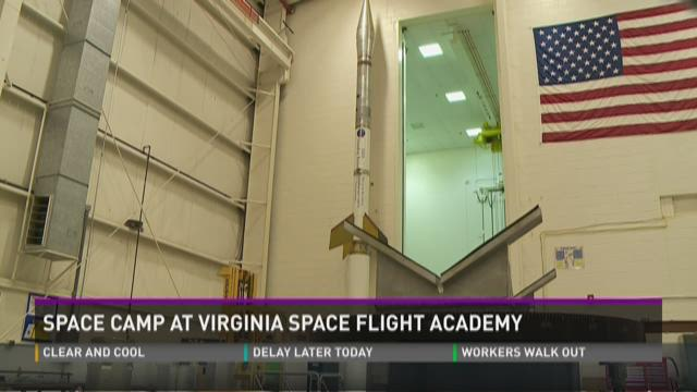 The Virginia Space Flight Academy at NASA Wallops on the ...