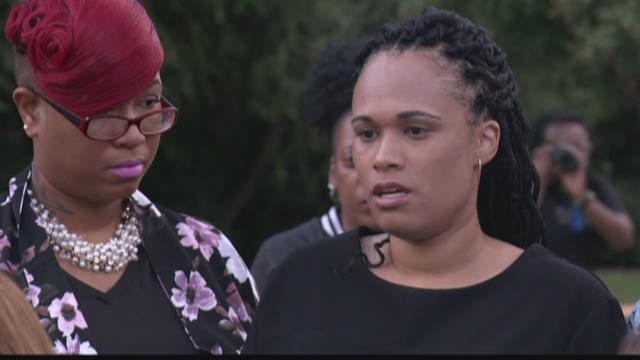 Parents of Ashanti Billie speak after police in N.C. find her body