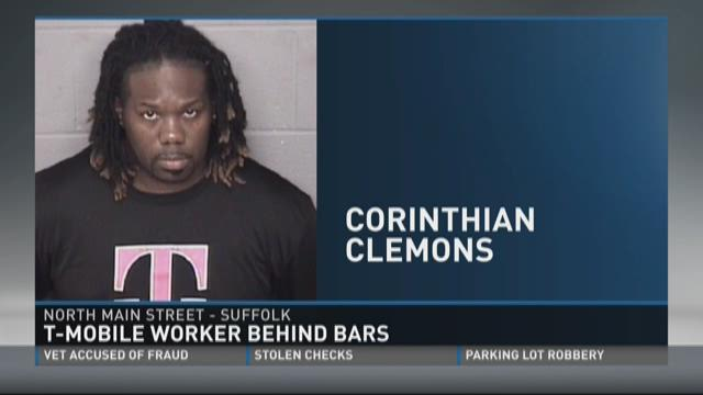 T-Mobile worker behind bars