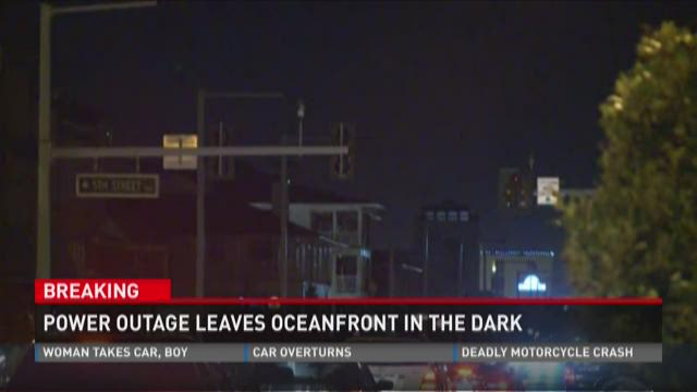 Power Outage Virginia Beach Oceanfront