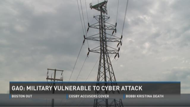 GAO: Military vulnerable to cyber attack