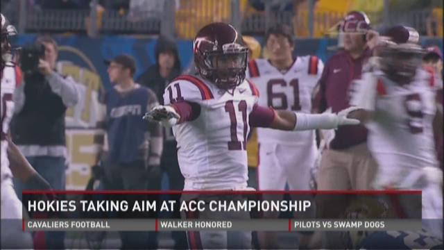 Hokies thinking ACC championship
