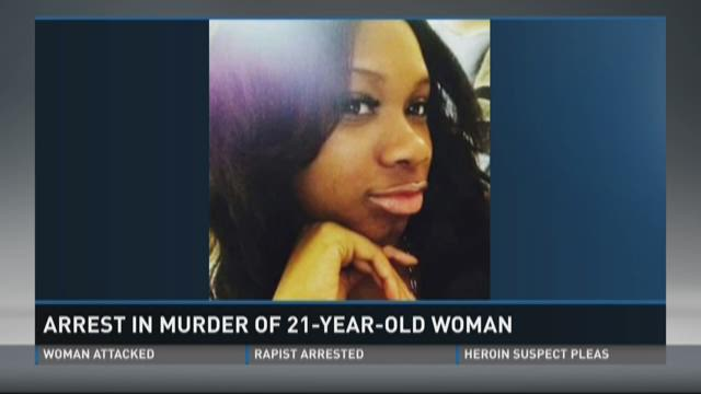 21-year-old Chasity Parker of Norfolk was shot and