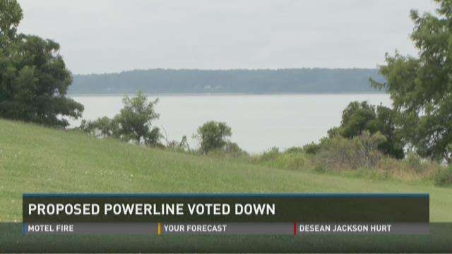 Proposed powerline voted down in James City County