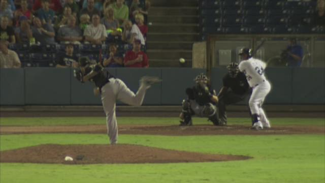 Tides drop one to Charlotte 3-1