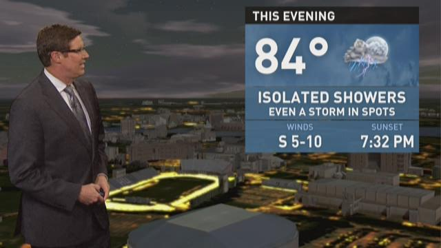 4 p.m. Weather 9/2