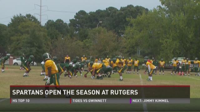 NSU football prepares for season opener