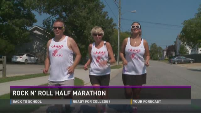 Rock N' Roll Half Marathon