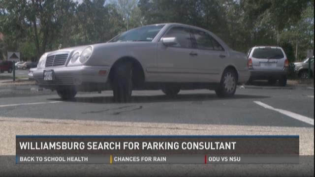 Parking in Williamsburg