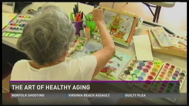 The art of healthy aging expo coming to va beach for Craft shows in hampton roads