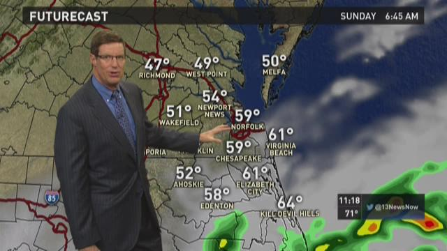 13News Now Weather Forecast
