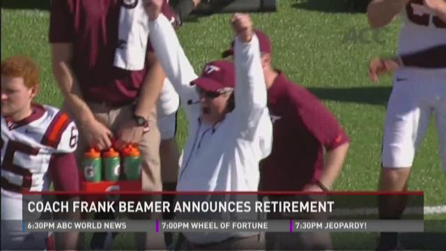Reaction from Coach Beamer, his coaches and his players